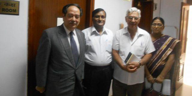 Former Ambassador-Aftabh Seth