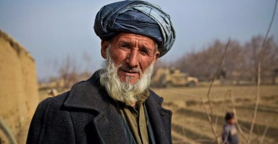 old-afgani-man